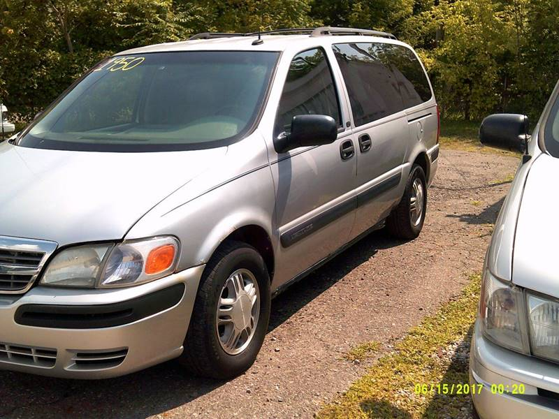 2003 Chevrolet Venture LT Entertainer 4dr Extended Mini-Van - Detroit MI