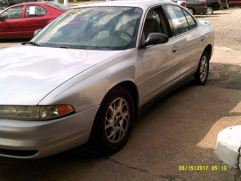 2002 Oldsmobile Intrigue GX 4dr Sedan - Detroit MI