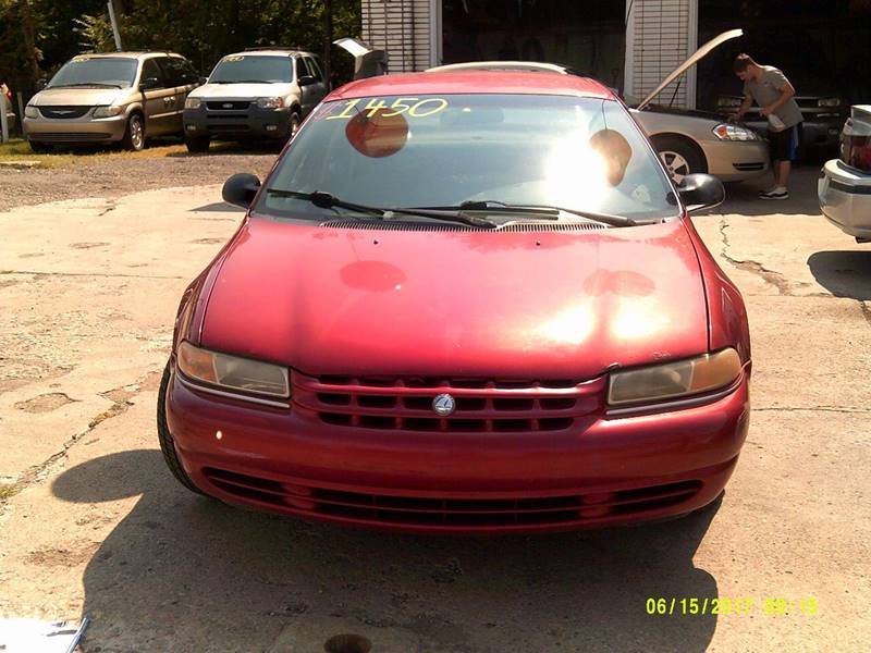 1999 Plymouth Breeze car for sale in Detroit