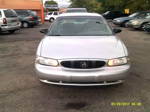 2003 Buick Century for sale in Detroit, MI