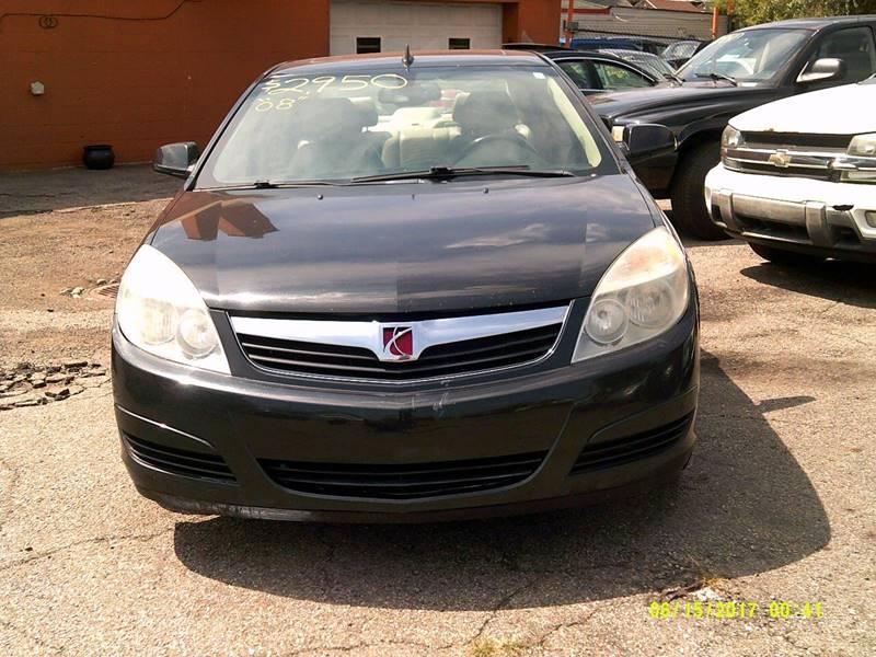 2008 Saturn Aura XE 4dr Sedan V6 - Detroit MI