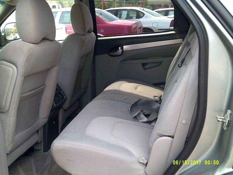 2004 Buick Rendezvous Detroit Used Car for Sale