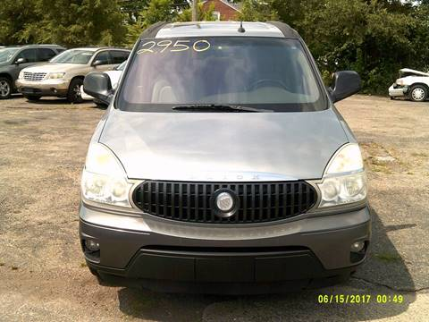 2004 Buick Rendezvous for sale in Detroit MI