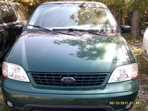 2003 Ford Windstar for sale in Detroit, MI