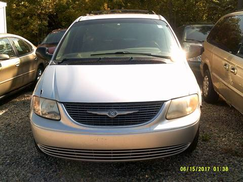 2001 Chrysler Town and Country for sale in Detroit, MI