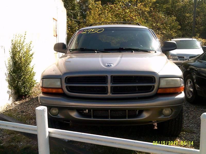 2001 Dodge Durango car for sale in Detroit