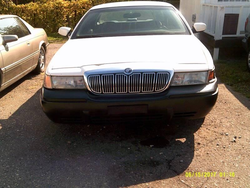 2000 Mercury Grand Marquis car for sale in Detroit