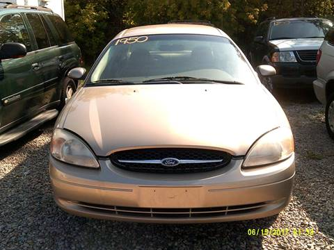 2000 Ford Taurus for sale in Detroit MI