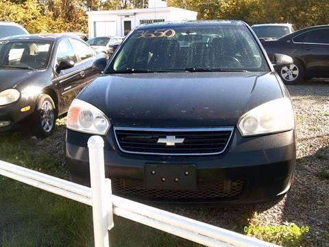 2007 Chevrolet Malibu Maxx for sale in Detroit, MI