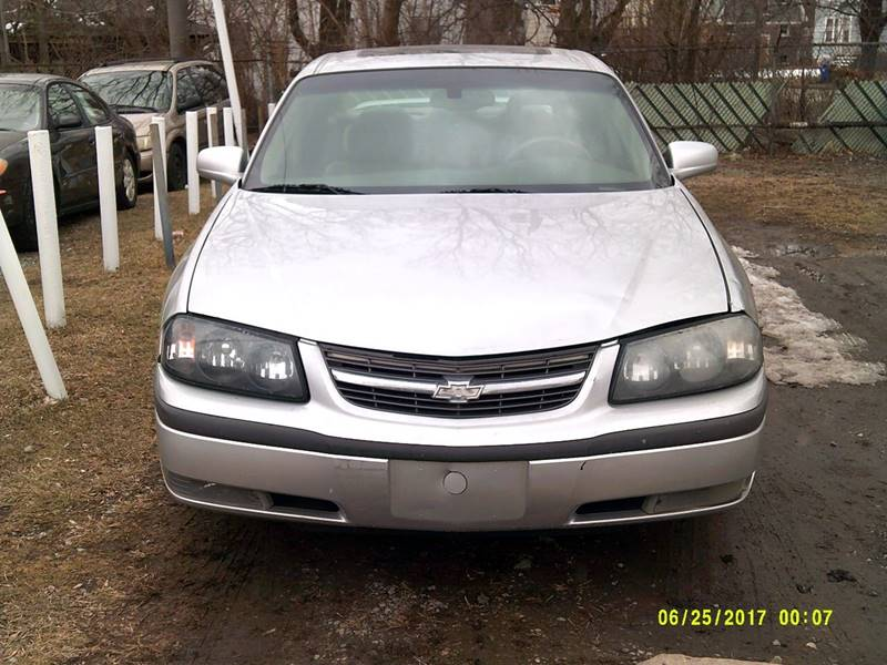 2003 Chevrolet Impala car for sale in Detroit