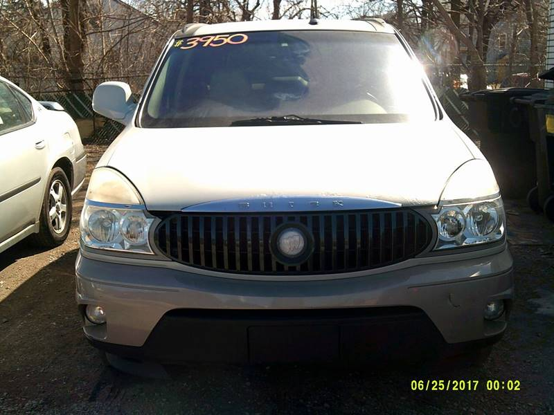 2004 Buick Rendezvous car for sale in Detroit