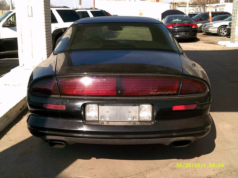 1999 Oldsmobile Aurora Detroit Used Car for Sale