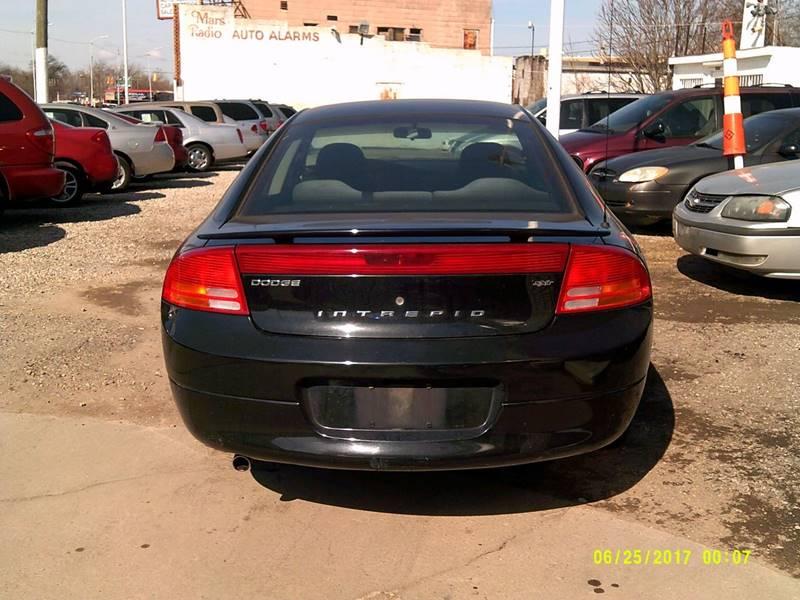 2004 Dodge Intrepid Detroit Used Car for Sale