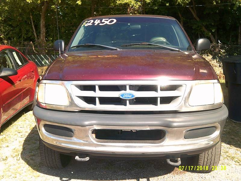 1997 Ford F-150 car for sale in Detroit