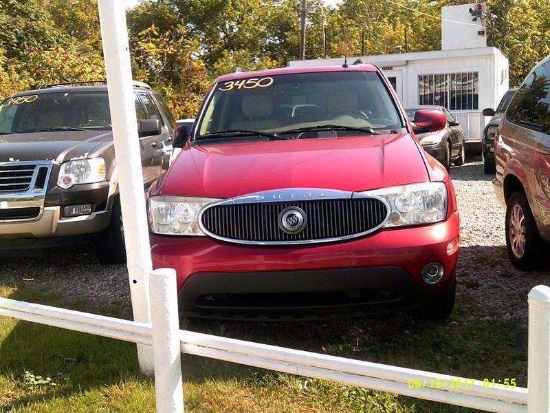 2004 Buick Rainier car for sale in Detroit