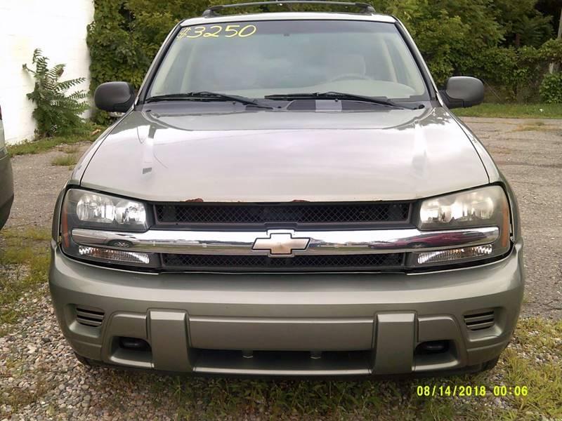 2004 Chevrolet Trailblazer car for sale in Detroit