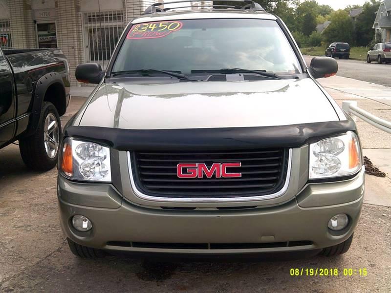 2003 Gmc Envoy Xl car for sale in Detroit