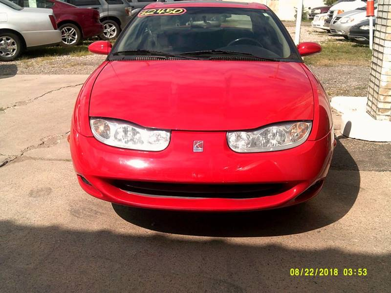 2001 Saturn S-series car for sale in Detroit