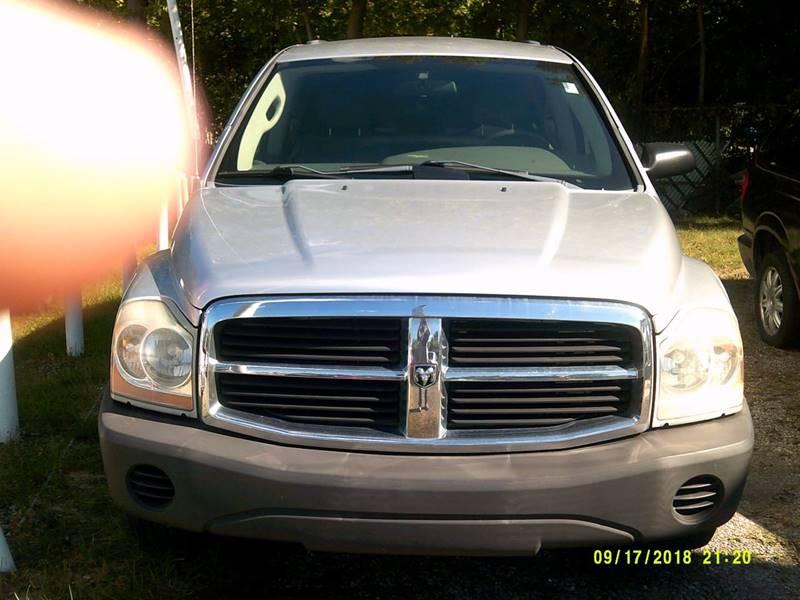 2004 Dodge Durango car for sale in Detroit