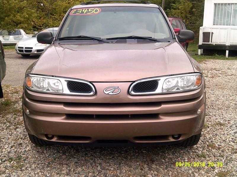 2003 Oldsmobile Bravada car for sale in Detroit