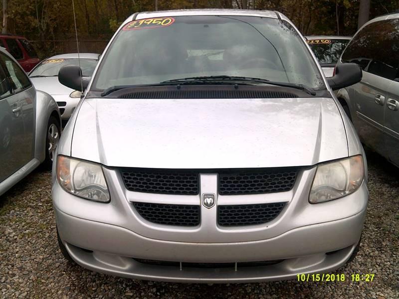 2003 Dodge Caravan car for sale in Detroit