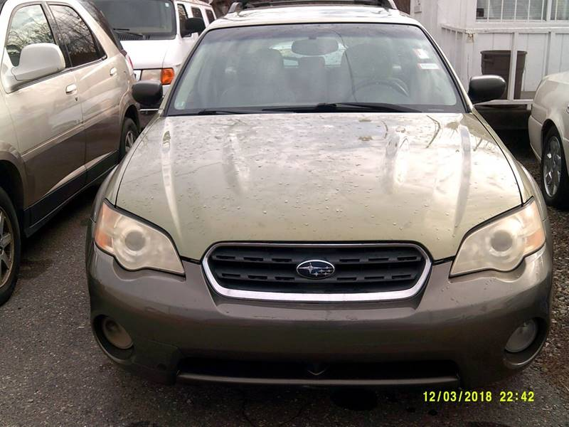 2006 Subaru Outback car for sale in Detroit