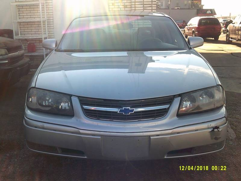 2002 Chevrolet Impala car for sale in Detroit
