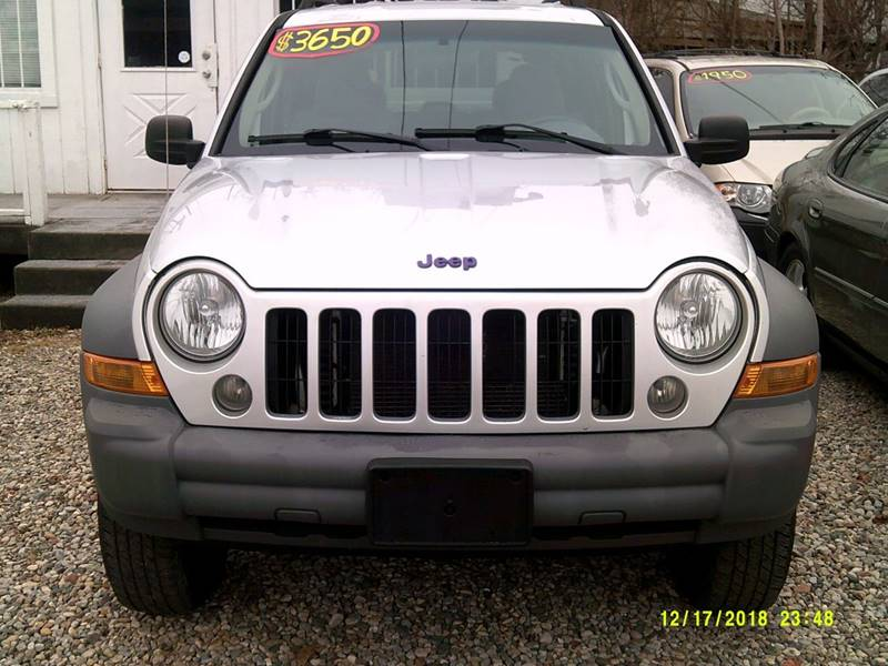 2006 Jeep Liberty for sale at DONNIE ROCKET USED CARS in Detroit MI