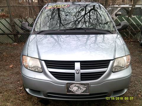 2005 Dodge Grand Caravan for sale at DONNIE ROCKET USED CARS in Detroit MI