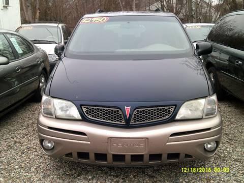 2004 Pontiac Montana for sale in Detroit, MI