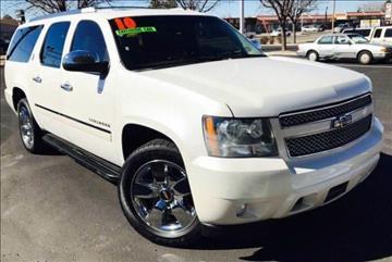 Chevrolet Suburban For Sale New Mexico