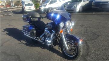 2007 Harley-Davidson FLHTC