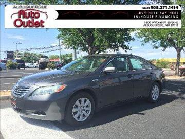 2007 Toyota Camry Hybrid for sale in Albuquerque, NM