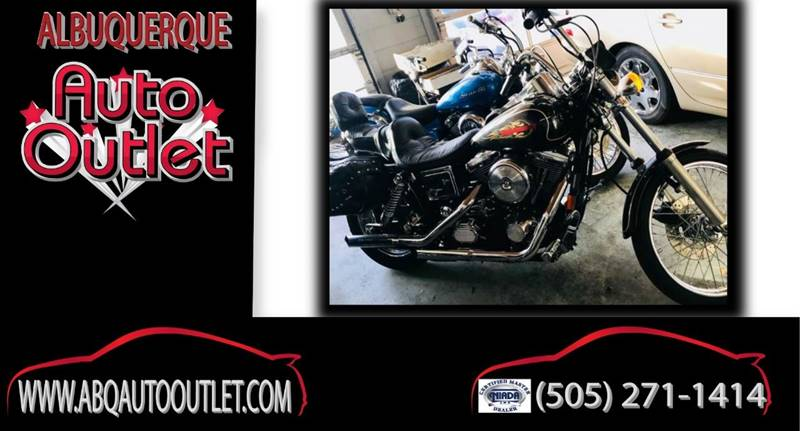 1997 harley davidson fxdwg wide glide in albuquerque nm albuquerque auto outlet. Black Bedroom Furniture Sets. Home Design Ideas