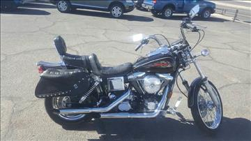 1997 Harley-Davidson FXDWG for sale in Albuquerque, NM