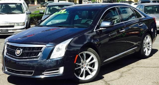 2014 Cadillac Xts AWD Vsport Premium 4dr Sedan w/1SK In Albuquerque