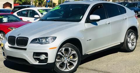 2011 BMW X6 for sale at ALBUQUERQUE AUTO OUTLET in Albuquerque NM