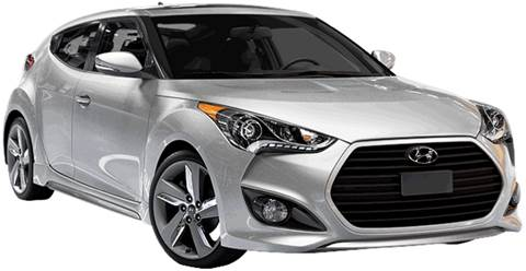 2015 Hyundai Veloster Turbo for sale at ALBUQUERQUE AUTO OUTLET in Albuquerque NM