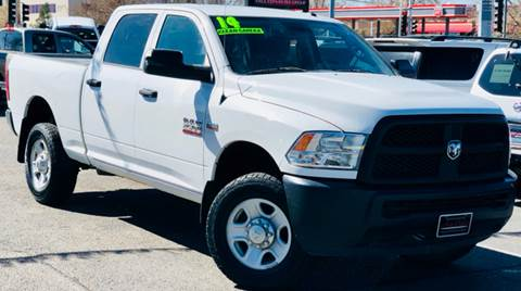 2014 RAM Ram Pickup 2500 for sale at ALBUQUERQUE AUTO OUTLET in Albuquerque NM