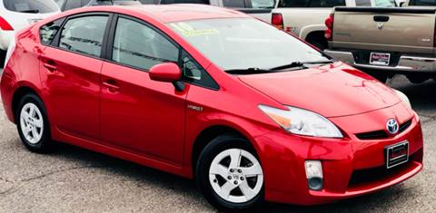 2010 Toyota Prius for sale at ALBUQUERQUE AUTO OUTLET in Albuquerque NM