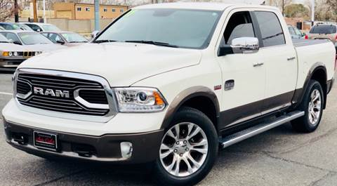 2017 RAM Ram Pickup 1500 for sale at ALBUQUERQUE AUTO OUTLET in Albuquerque NM