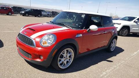 2007 MINI Cooper for sale at ALBUQUERQUE AUTO OUTLET in Albuquerque NM