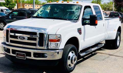 2010 Ford F-350 Super Duty for sale at ALBUQUERQUE AUTO OUTLET in Albuquerque NM