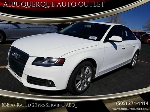 Cars For Sale Albuquerque >> Albuquerque Auto Outlet