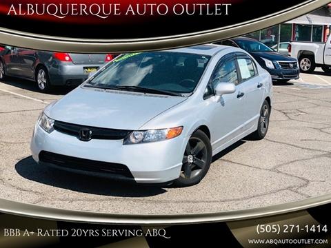 2008 Honda Civic for sale in Albuquerque, NM