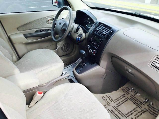 2007 Hyundai Tucson GLS 4dr SUV - Albuquerque NM