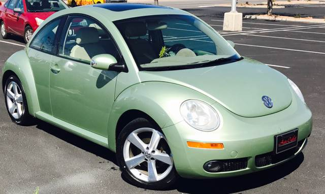 2006 Volkswagen New Beetle TDI 2dr Hatchback w/Automatic - Albuquerque NM