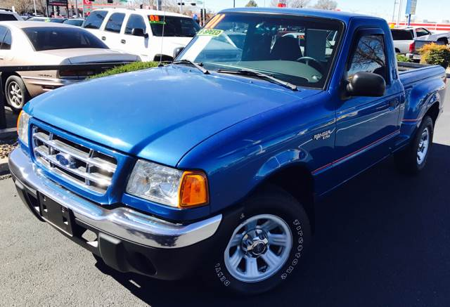 2001 Ford Ranger 2dr Regular Cab XLT 2WD Flareside SB - Albuquerque NM