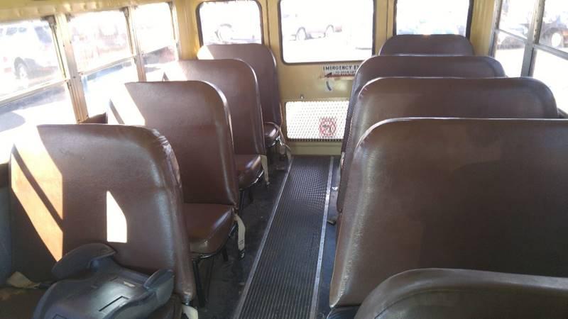 1989 GMC Vandura - School Bus  - Albuquerque NM