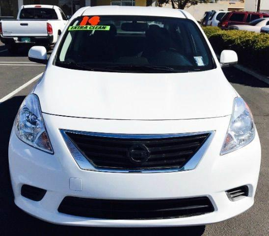 2014 Nissan Versa 1.6 SV 4dr Sedan - Albuquerque NM